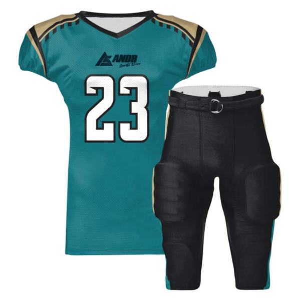 american football uniforms Andr sports 006