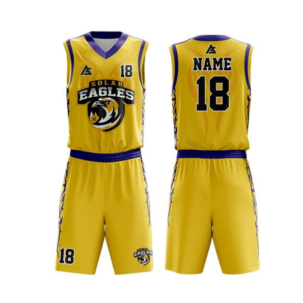basketball uniform Andr Sports BU010