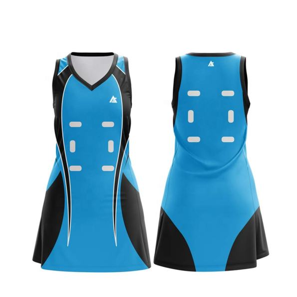 netball uniform & Dresses andr sports NU002