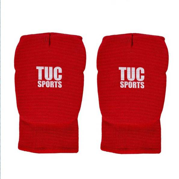 Tuc-Sports-Elastic-Hand-Pads-Red