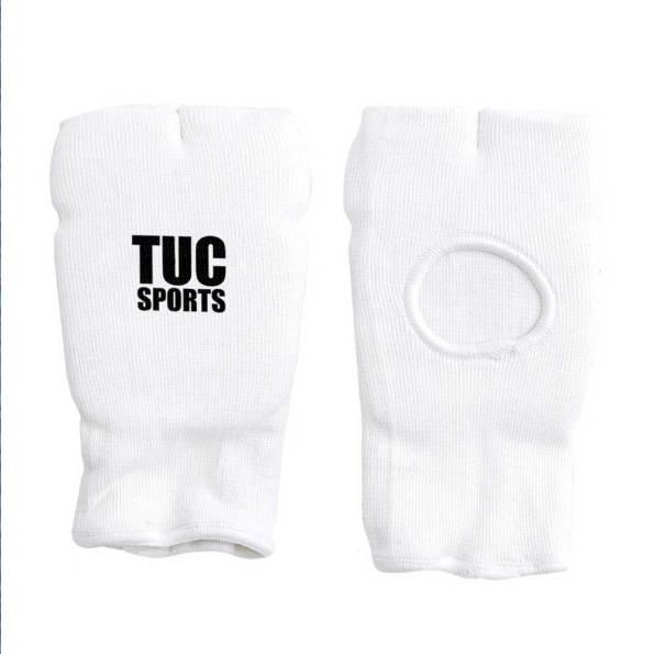 Tuc-Sports-Elastic-Hand-Pads-White