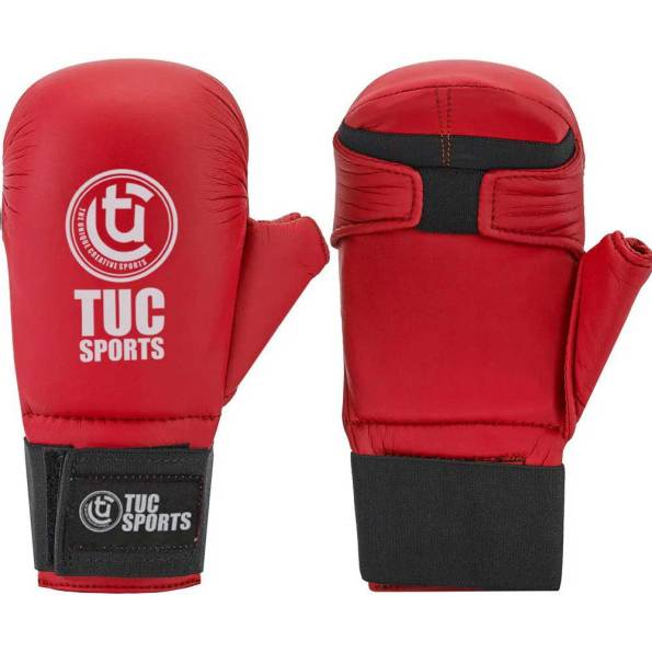 tuc-sports-karate-Gloves-With-Thumb-Red