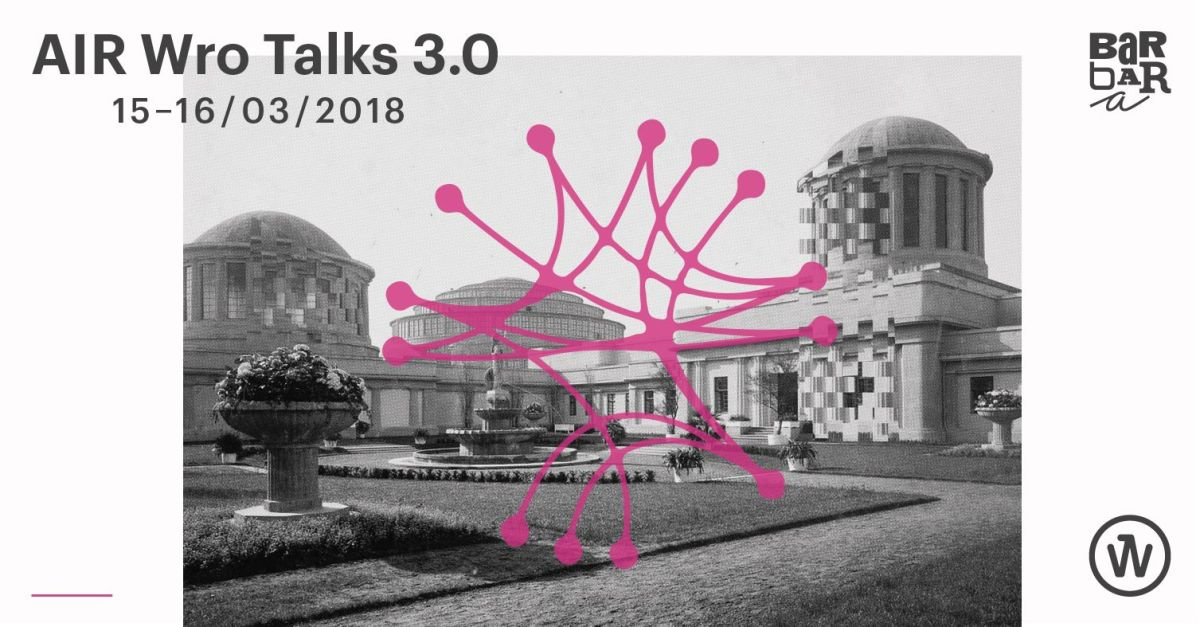 AIR Wro Talks consists of a series of meetings organised since 2015 in Wrocław for experts and practitioners active in the field of culture, art and research, as well as in the creative sector, who carry out projects at the international level.