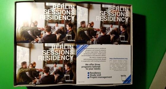 Berlin Sessions Residency Program