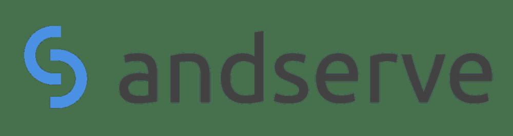 andserve Logo Webdesign Oderland