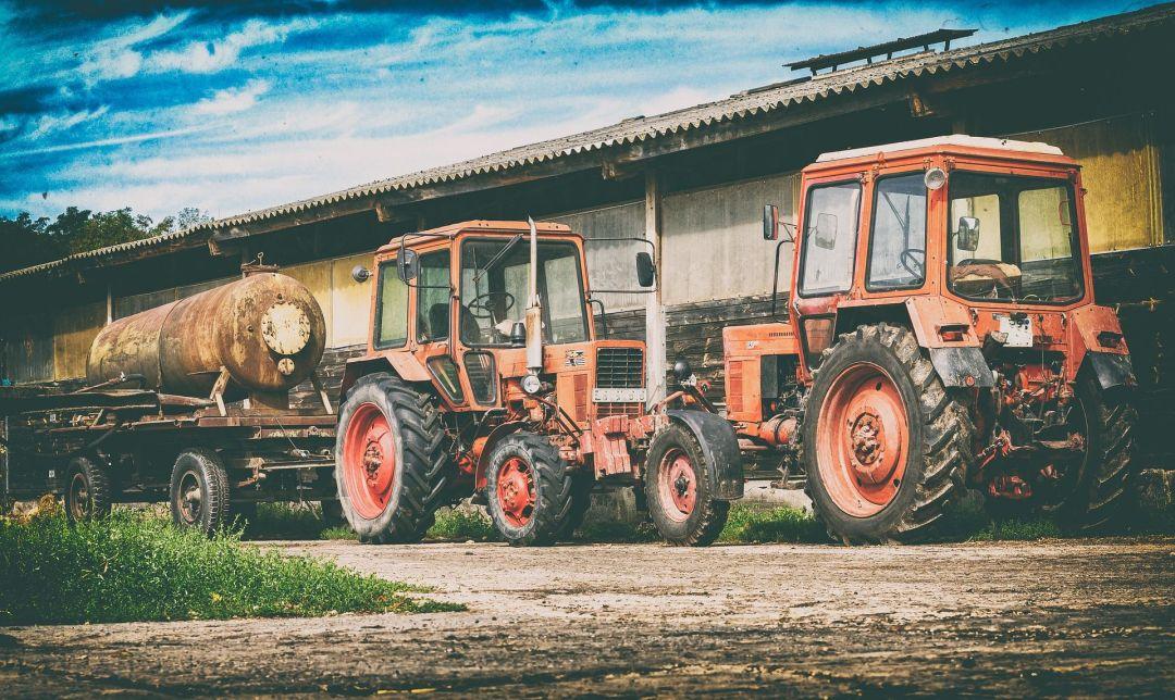 Belarus Traktoren