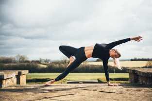 Nature and Nourish yoga retreat with Alicia and Mira Manek