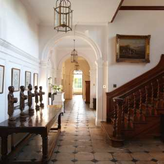 Poundon House_Hall