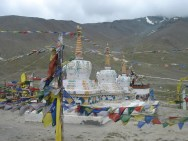 Kunzum Pass. 15,000 feet.