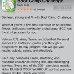 App Review: Boot Camp Challenge