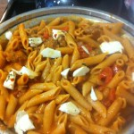 In the Kitchen – Penne Pasta in Vodka Sauce