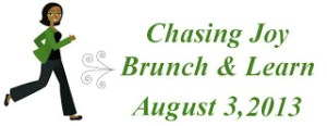 Brunch & Learn August no site
