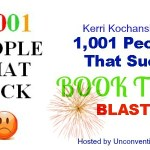 1001 People That Suck – Book Review