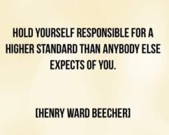 Beecher Quote