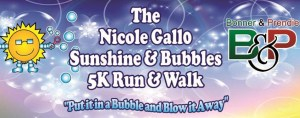 Nicole Gallo 5K Run/Walk