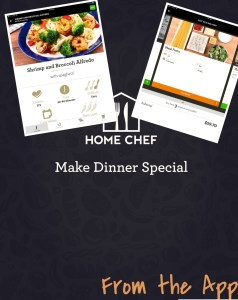 Home Chef App photos
