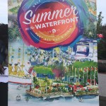 Summer with Spruce Street Harbor Park