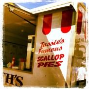 Tassie scallops.