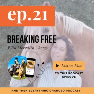 ATEC - Episode 21: Breaking Free ft. Meredith Cherry