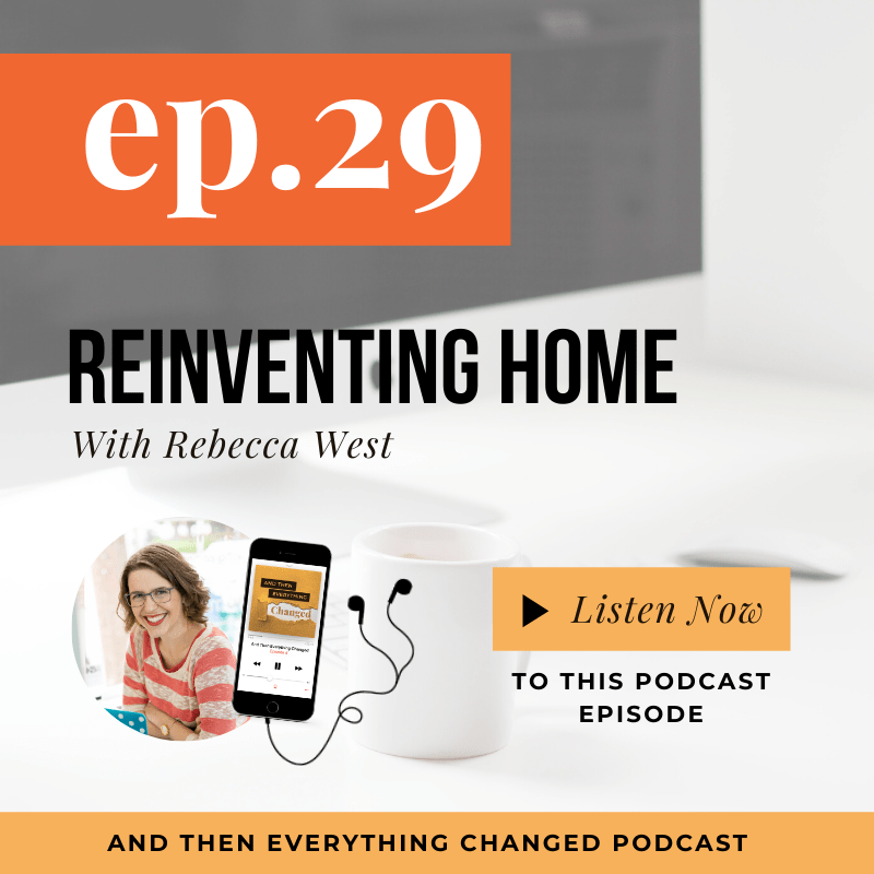 ATEC - Episode 29: Reinventing Home ft. Rebecca West