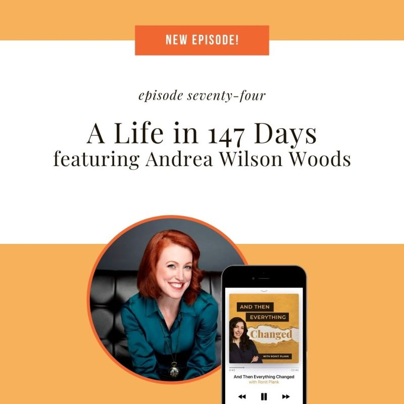 ATEC - Episode 74: A Life in 147 Days ft. Andrea Wilson Woods
