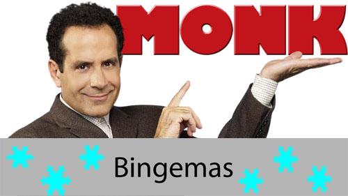 Bingemas: Monk