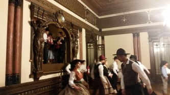 traditional dancing from the Alentejo province