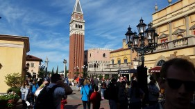 visiting Italy for a jiffy