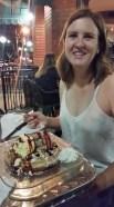 Summer desserts at Sicilian Cafe on College St
