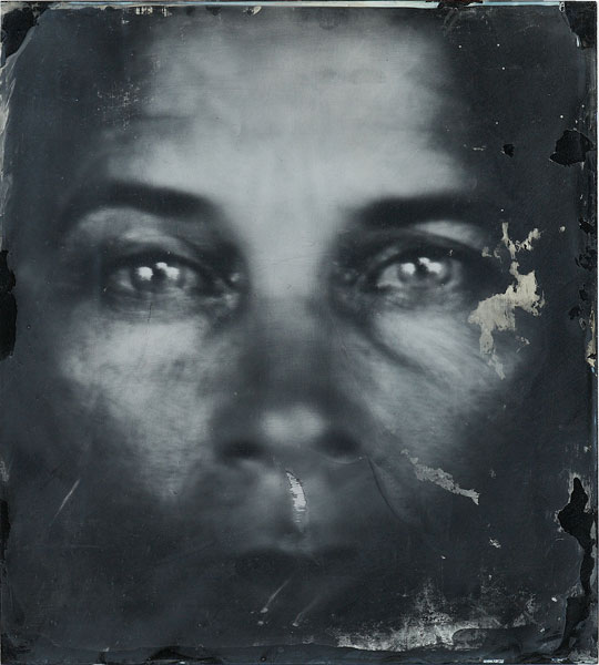 etail, Untitled Self-Portrait, Sally Mann