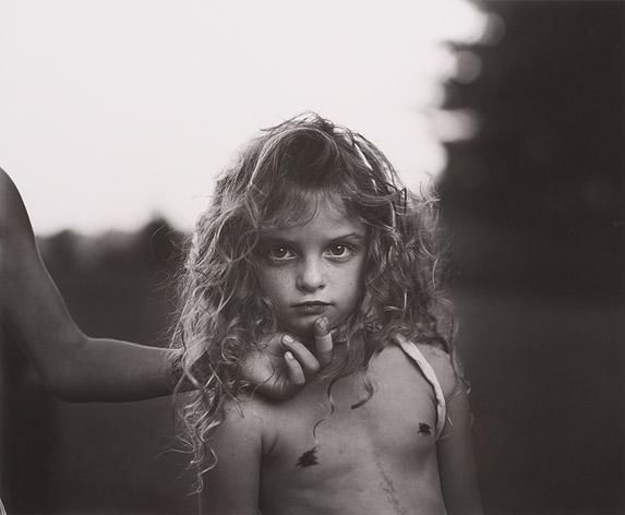 Virginia at 5, Sally Mann
