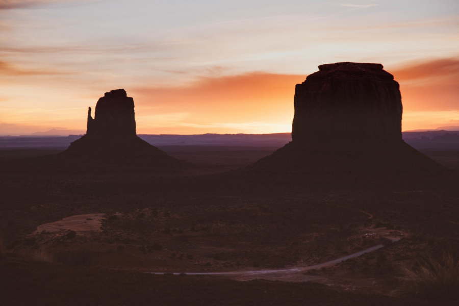 Utah Trip Monument Valley The View Hotel Sunrise