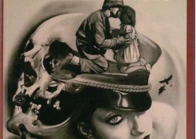 BLACK & GREY PINTURAS Y BOCETOS - Vol.3 No. 1