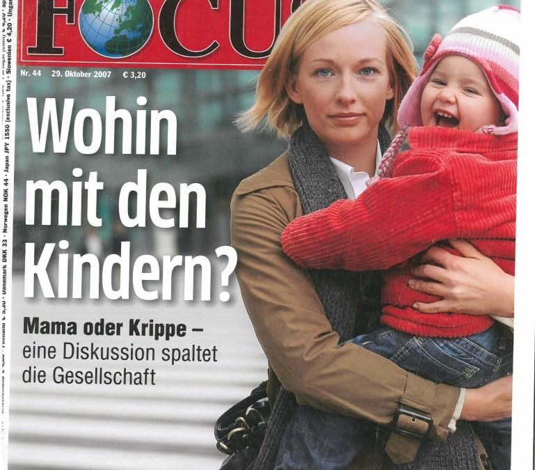 FOCUS – Ausgabe 44 – Oktober 2007