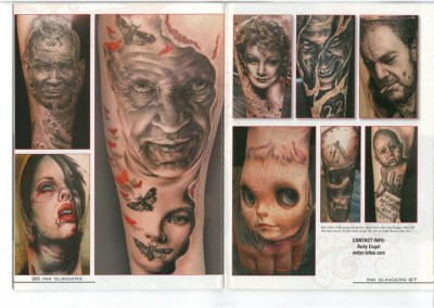 INK SLINGERS - Ausgabe 33 - Herbst 2013