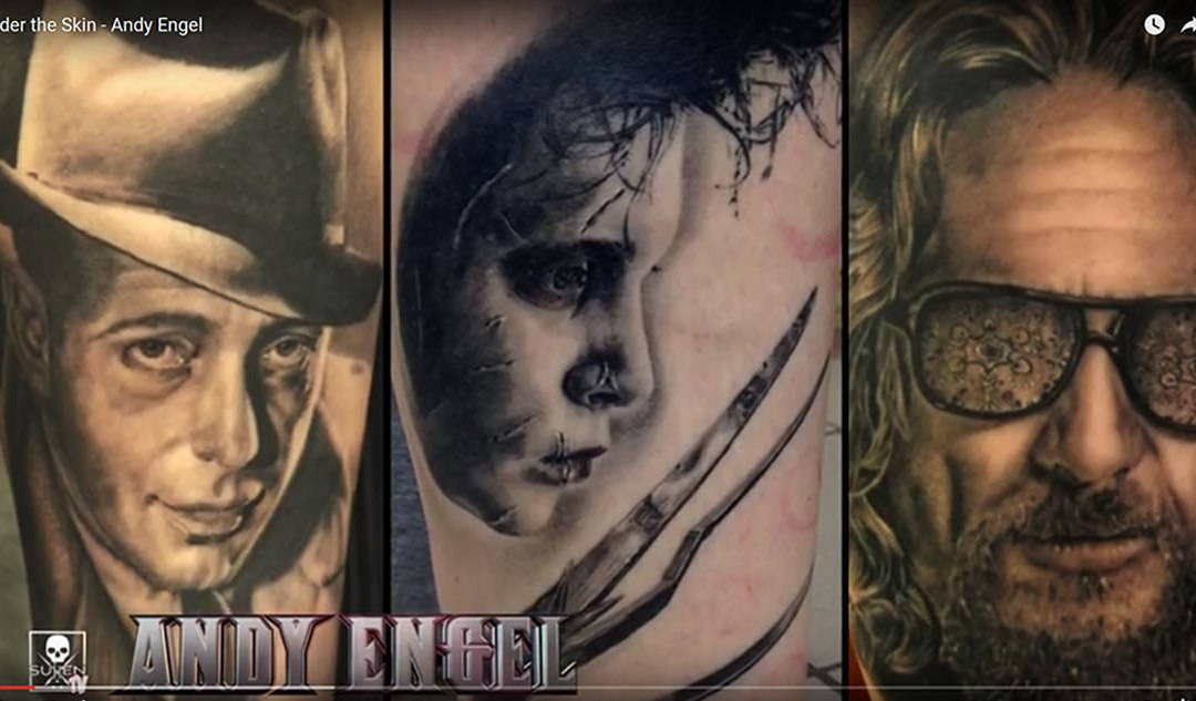 SullenTV and Eternal ink present 'Under the Skin' mit Andy Engel