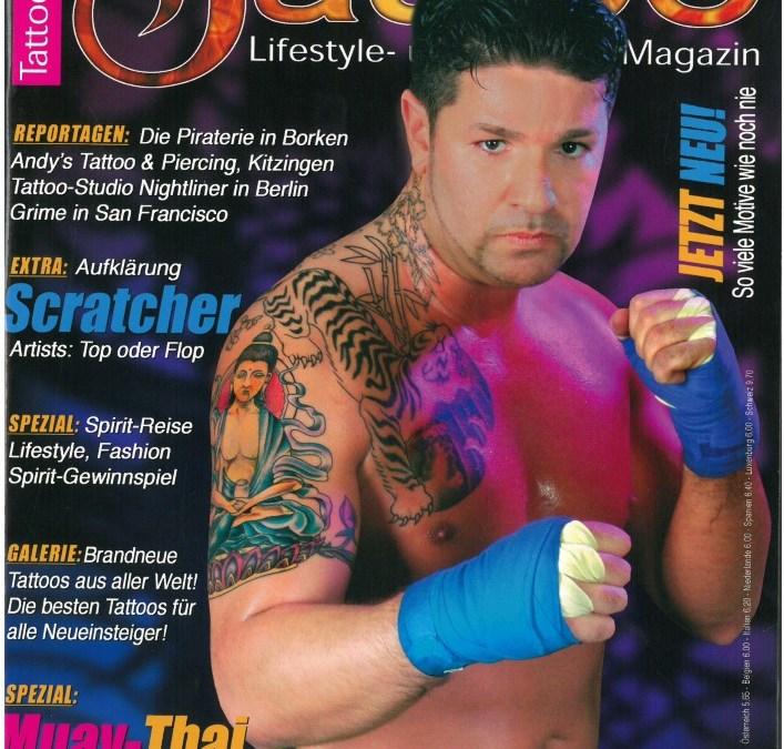 Tattoo Spirit Ausgabe 14 Februar 2005 Tattoo Artist Andy Engel