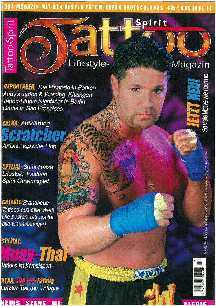 TATTOO SPIRIT - Ausgabe 14 - Februar 2005