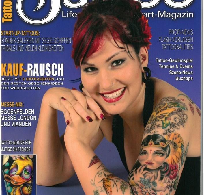 TATTOO SPIRIT – Ausgabe 24 – Dezember 2006-Januar 2007