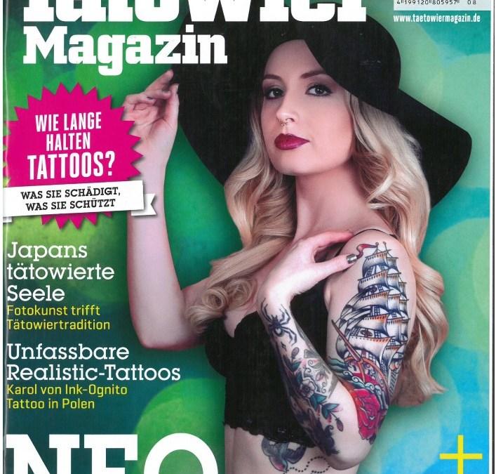 Tätowier Magazin – Ausgabe 234 – August 2015