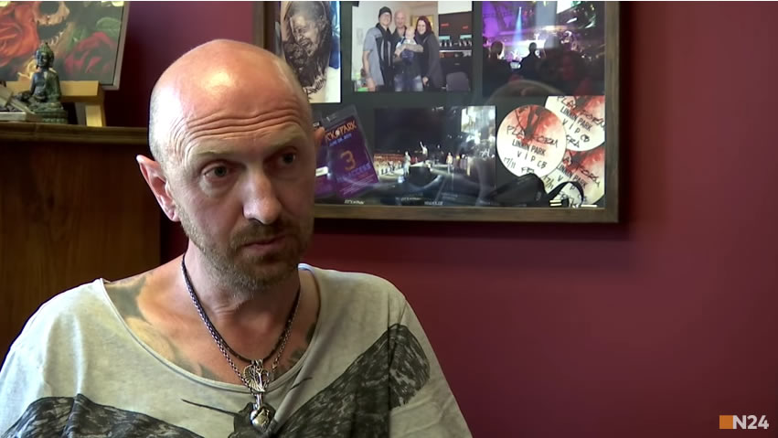 Andy Engel: Interview zum Tode von Chester Bennington