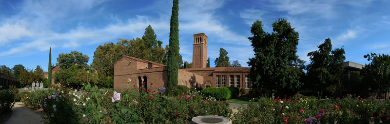Andy Rader: Chico State Panorama