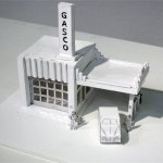 The Station: 3D Maquette