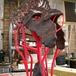 Andy Rader: Rooster Helmet Process