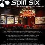 Andy Rader - Split Six - Magazine Advertisement