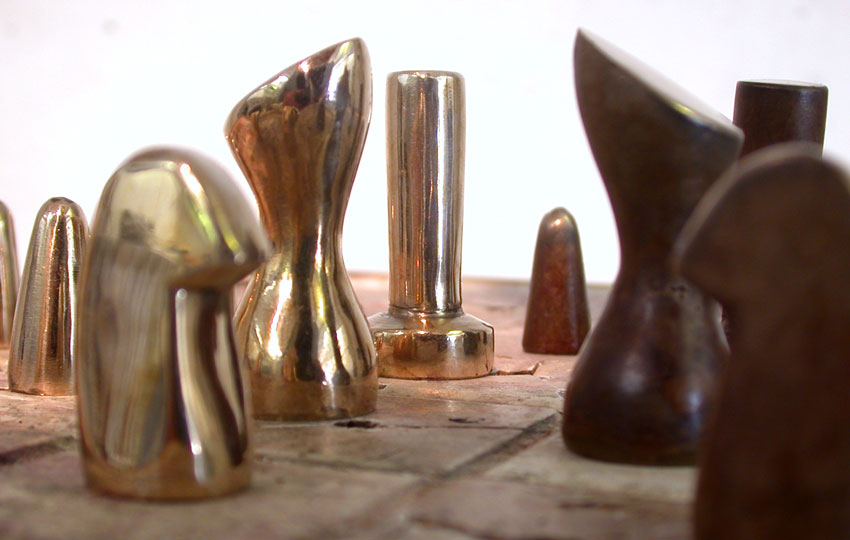 """Chess Set"""
