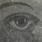 Rader - Drawing - Eye on Chico