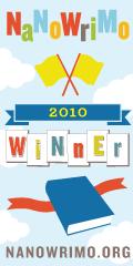 NaNoWriMo 2010 Winner!