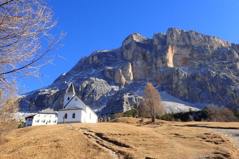 Santa Croce pilgrimage church