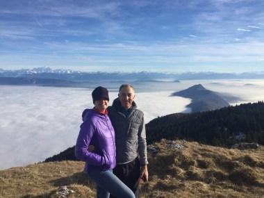 Fog & smog bound valleys